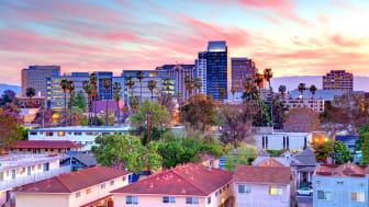 photo of San Jose, Calif. skyline