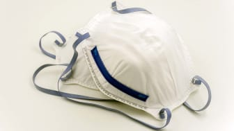 P2 N95 disposable respirator mask suitable to protect from bushfire smoke haze particles PM2.5