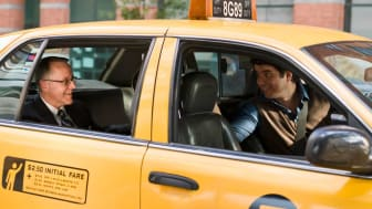 picture of taxi cab