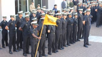 picture of a unit at the Naval Academy preparatory school