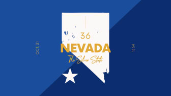 picture of Nevada with state nickname