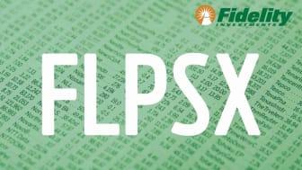 Composite image representing Fidelity's FLPSX fund