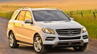 All-New 2012 ML350 BlueTEC 4MATIC.