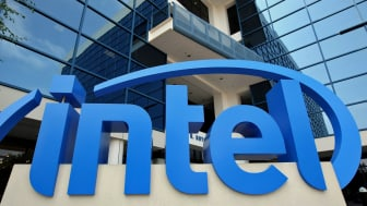 SANTA CLARA, CA - JULY 15:An Intel sign is displayed in front of the Intel company headquarters July 15, 2008 in Santa Clara, California. Intel has reported a 25 percent increase in its secon