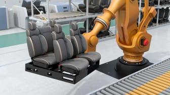 car seat factory