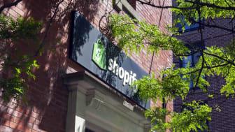 Shopify signage