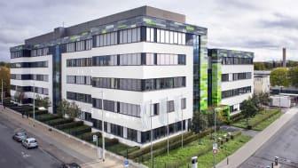 BioNTech HQ building