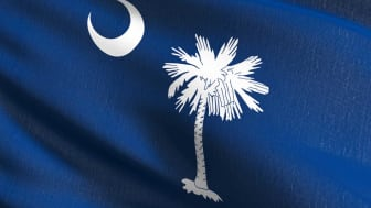 picture of South Carolina flag