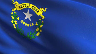 picture of Nevada flag