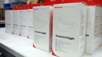 Honeywell protective eyewear