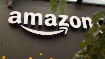 SEATTLE, WA - JUNE 16: A portion of the sign advertising Amazon Go is seen outside the grocery store's location on June 16, 2017 in Seattle, Washington. Amazon announced that it will buy Whol