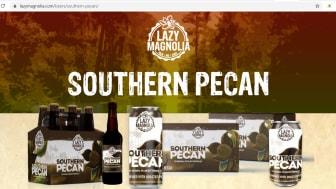 Screenshot of LazyMagnolia.com