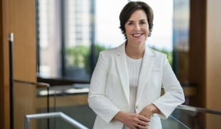Picture of Carrie Schwab-Pomerantz, board chair and president of the Charles Schwab Foundation.