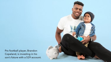 Brandon Copeland and Son