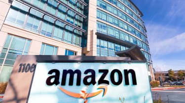 An Amazon.com building