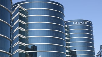 The Oracle campus at Redwood shores.