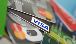 photo of credit cards