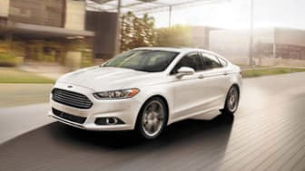 In the fiercely competitive midsize segment, if you aren't constantly moving forward, you're already falling behind. In the pursuit of continuous improvement, the still-fresh 2014 Ford Fusion