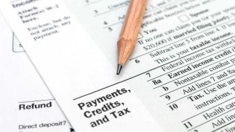 State tax forms.