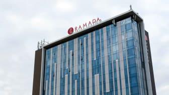 A Ramada Inn