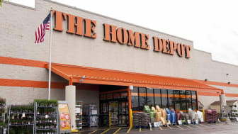 A Home Depot store