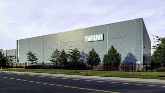 A Teva Pharmaceutical building