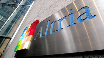 The former Philip Morris office building, now called Altria, is shown January 31, 2003 in New York City. The company changed names to Altria at a recent shareholder's me