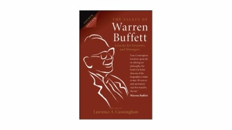 book cover of The Essays of Warren Buffett: Lessons for Investors and Managers