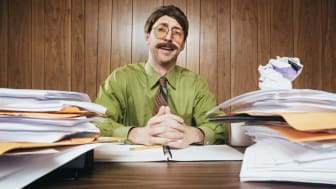 picture of doofy looking accountant