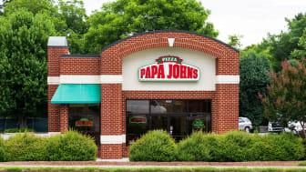Papa John's location