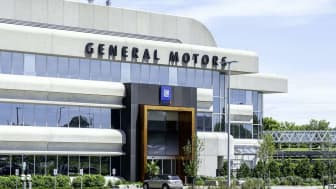 Markham, Ontario, Canada - June 14, 2019: GM Canada Technical Centre campus in Markham, Ontario, Canada. General Motors Company is an American multinational corporation.
