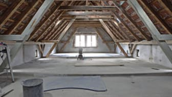 Roof Timbering