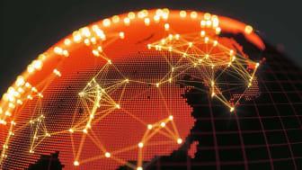 A look at the eastern hemisphere of the globe