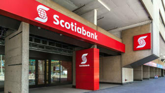 Scotiabank branch