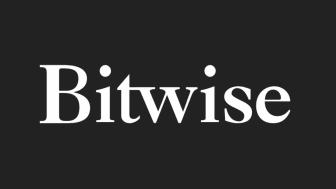 Bitwise stylized logo