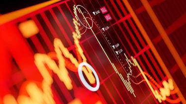 Stocks going lower