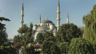 Blue Mosque Old City Istanbul