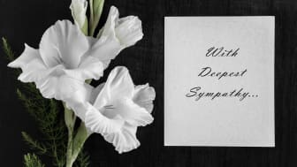 picture of sympathy card