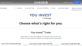 YouInvest by JP Morgan graphic