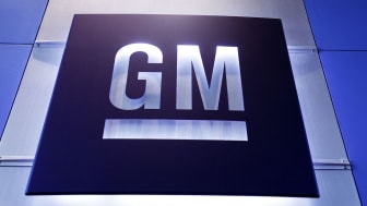 WARREN, MI - A General Motors logo is shown at the General Motors Technical Center, where today Chief Executive Officer Mary Barra held a press conference to provide an update on GM's interna