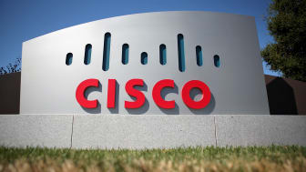 SAN JOSE, CA - AUGUST 10:A sign is posted in front of the Cisco Systems headquarters on August 10, 2011 in San Jose, California.Cisco Systems reported better-than-expected fourth quarter reve