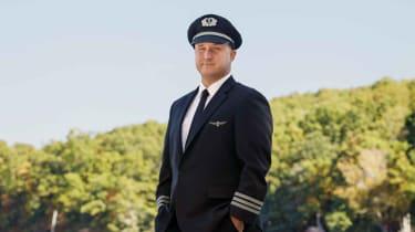 David Hodas, 39, of Kinnelon, N.J., is an American Airlines pilot currently on furlough.