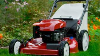 Red Lawnmower Full