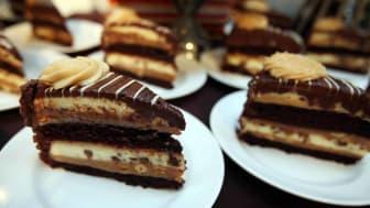 Lavish cheesecakes from Cheesecake Factory.