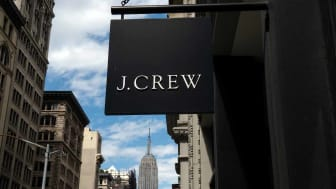 NEW YORK, NY - MAY 04: A J. Crew store on 5th Avenue remains closed on May 4, 2020 in New York City. As most of the world remains in a shutdown caused by the coronavirus, J. Crew filed for ba