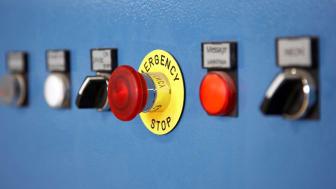 A panic button