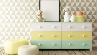 children room, playroom, nursery interior