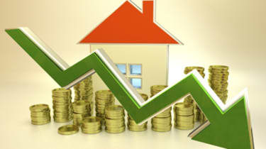 declining real estate prices