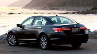 2011 Honda Accord EX-L V-6 Sedan