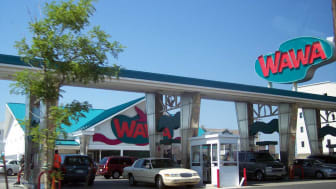 picture of gas station